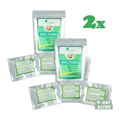 2x Body TuneUp™ | 9-Day Detox