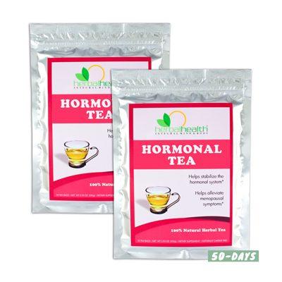 2x Hormonal Teas™ | Dr. Gosh