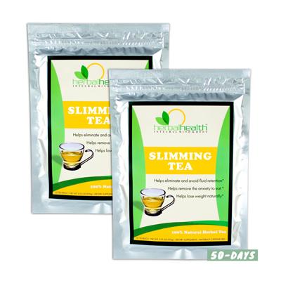 2x Slimming Teas™   Dr. Gosh