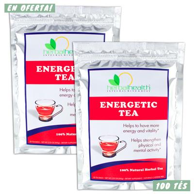 2x Tés Energéticos™ | Dr. Gosh
