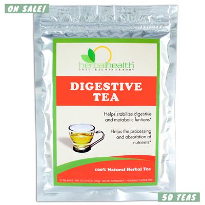 Digestive Tea by Dr. Gosh
