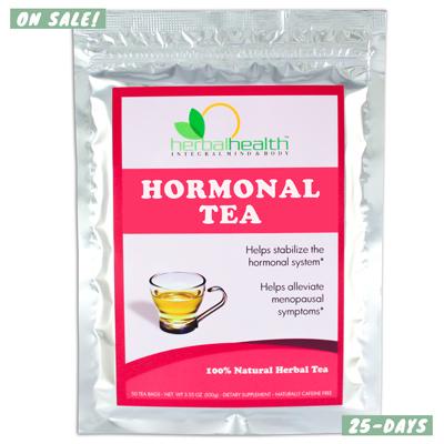 Hormonal Tea™ | Dr. Gosh