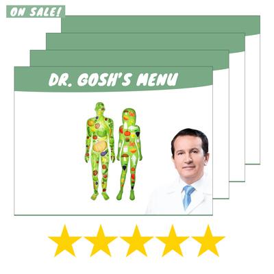 DR. GOSH'S MENU